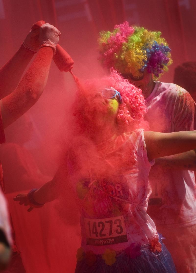 The Color Run Poznań 2016